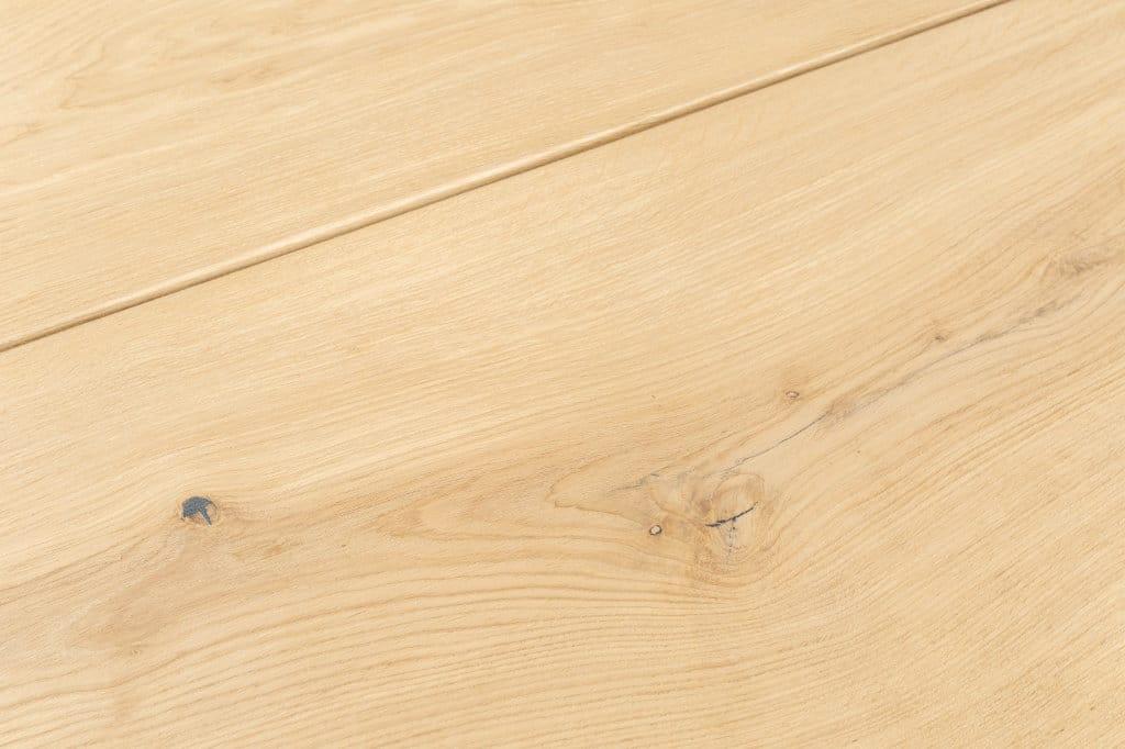 prostokątny blat z drewna