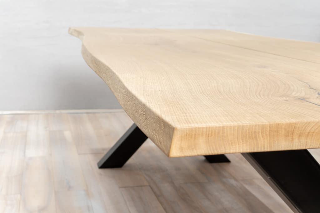 blat drewniany stół
